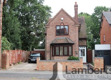 Thumbnail 3 bed detached house for sale in Rectory Road, Headless Cross, Redditch
