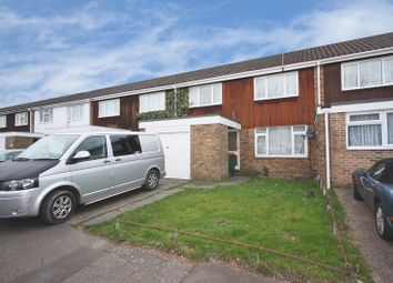 Thumbnail 3 bed terraced house to rent in Furnace Green, Crawley, West Sussex.