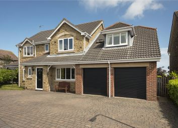 Thumbnail 5 bed detached house for sale in Low Farm, Ellington, Morpeth, Northumberland