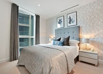 Thumbnail 2 bed flat for sale in Harbour Way, Docklands