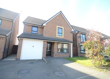Thumbnail 4 bed detached house for sale in Rivenhall Square, Speke, Liverpool