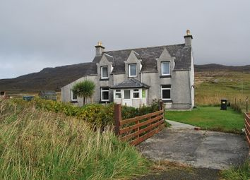 Thumbnail 4 bed detached house for sale in Castlebay, Isle Of Barra