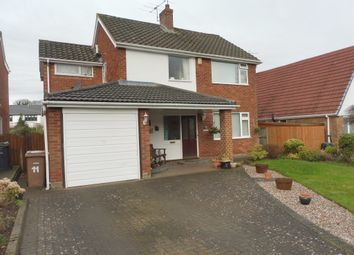Thumbnail 3 bed detached house for sale in Rickaby Close, Bromborough, Wirral