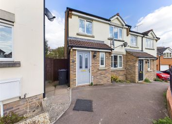 Thumbnail 4 bed semi-detached house for sale in Faller Fields, Lydney, Gloucestershire