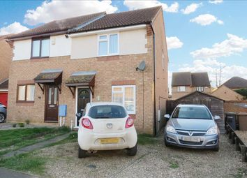 Thumbnail 2 bed semi-detached house for sale in Canterbury Drive, Sleaford