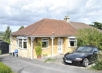 Thumbnail 3 bed semi-detached bungalow for sale in Warminster Road, Bath, Somerset