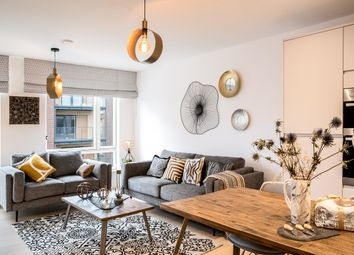 Thumbnail 3 bed flat for sale in 399, London