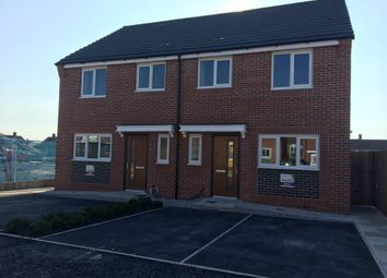 Thumbnail 3 bed semi-detached house to rent in Hammond Drive, Mill Brow, Liverpool 24