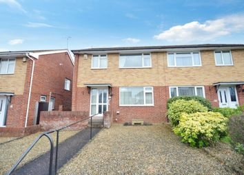 Thumbnail 3 bed semi-detached house for sale in Dunsford Road, Exeter, Devon