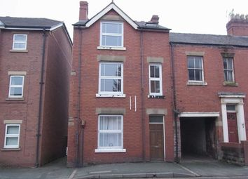 Thumbnail 1 bed flat to rent in Flat 3, 35, Salop Road, Oswestry, Shropshire