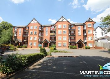 Thumbnail 2 bed flat to rent in Meadow Court, Meadow Road, Harborne