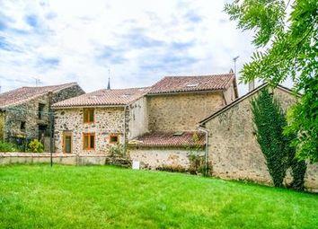 Thumbnail 2 bed property for sale in Beaulieu-Sous-Parthenay, Deux-Sèvres, France