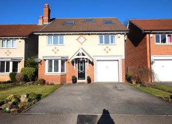 Thumbnail 5 bedroom detached house for sale in Smithfield, Pity Me, Durham