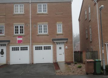 Thumbnail 3 bed end terrace house to rent in Waterdale Close, Bridlington, East Yorkshire