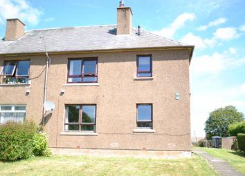 Thumbnail 2 bed flat for sale in Park Terrace, Kirknewton