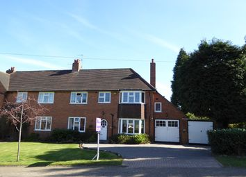 Thumbnail 3 bed semi-detached house for sale in Swarthmore Road, Birmingham