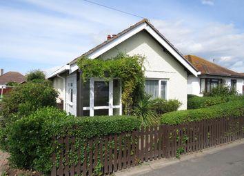 Thumbnail 2 bed detached bungalow for sale in Sutton Avenue, Peacehaven