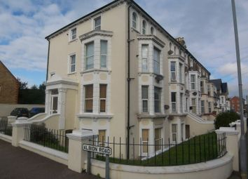 Thumbnail 1 bed flat to rent in Harold Road, Cliftonville, Margate