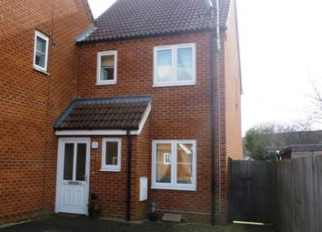 Thumbnail 2 bed property to rent in Whitsands Mews, Swaffham