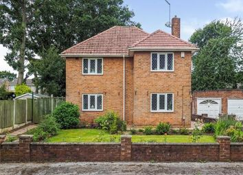 Thumbnail 3 bed detached house for sale in Astral Grove, Hucknall, Nottingham, Nottinghamshire