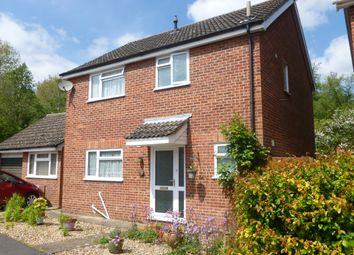 Thumbnail 3 bed detached house to rent in Canons Close, Thetford, Norfolk