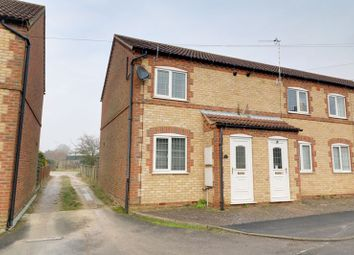 2 bed terraced house for sale in Ings Road, Kirton Lindsey, Gainsborough DN21