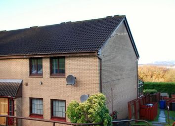 Thumbnail 2 bed flat to rent in Doune Gardens, Gourock