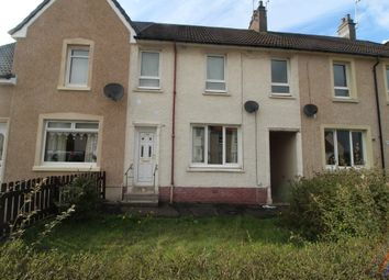Thumbnail 3 bed terraced house to rent in The Oval, Glenboig, North Lanarkshire