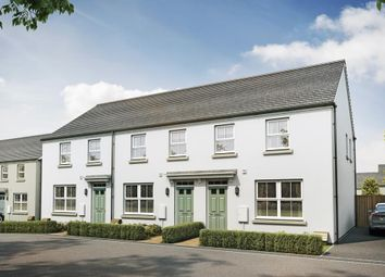 "Thumbnail 3 bed semi-detached house for sale in ""Archford"" at Redmoor Close, Tavistock"