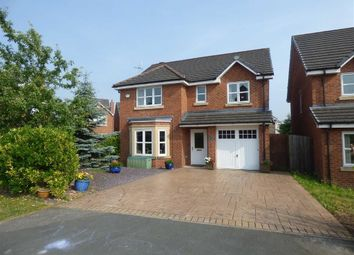 Thumbnail 4 bed detached house for sale in Mayfair Drive, Sydney, Crewe