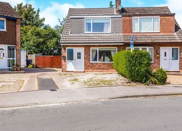 Thumbnail 2 bed semi-detached house for sale in Stockdale Crescent, Bamber Bridge, Preston