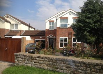 Thumbnail 4 bed link-detached house to rent in The Walnuts, Tollerton Lane, Newton On Ouse