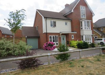 Thumbnail 3 bed semi-detached house for sale in Avalon Street, Aylesbury
