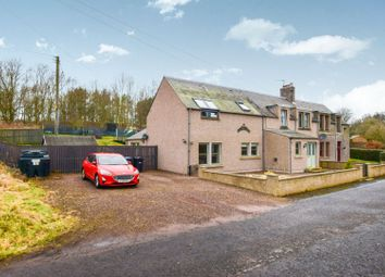 Thumbnail 4 bedroom semi-detached house for sale in St. Leonards Farm Cottages, Lauder