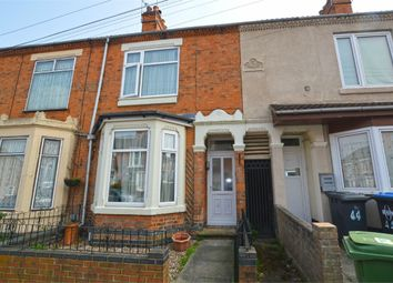 Thumbnail 3 bed terraced house for sale in Grosvenor Road, Town Centre, Rugby, Warwickshire