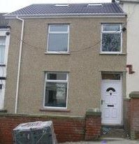 Thumbnail 3 bed terraced house to rent in Dan-Y-Parc, Merthyr Tydfil