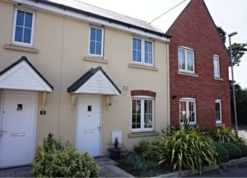 Thumbnail 3 bed terraced house to rent in Seymour Way, Magor