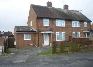 Thumbnail 3 bed semi-detached house for sale in Arleston Avenue, Arleston, Telford