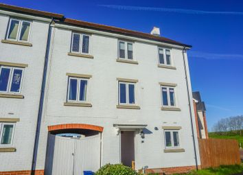 Thumbnail 4 bed end terrace house for sale in Tiree Court, Newton Leys, Milton Keynes