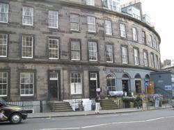 Thumbnail 3 bed flat to rent in Broughton Street, New Town, Edinburgh