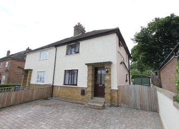 Thumbnail 3 bedroom semi-detached house to rent in Lovel Road, Chalfont St. Peter, Gerrards Cross