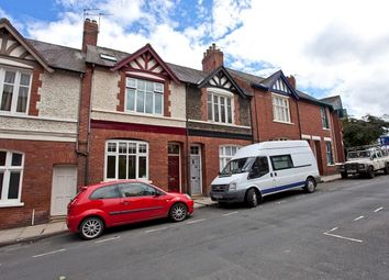 Thumbnail 3 bedroom terraced house to rent in Scarcroft Hill, York