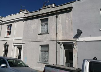 Thumbnail 4 bed terraced house for sale in 57 Waterloo Street, Stoke, Plymouth