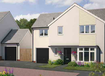 Thumbnail 4 bed detached house for sale in Church Road, Truro, Cornwall