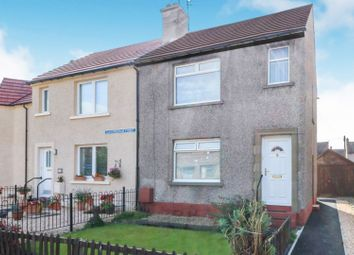 Thumbnail 2 bedroom end terrace house for sale in Cunningham Street, Grangemouth
