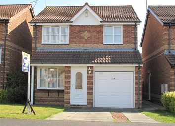 Thumbnail 3 bed detached house to rent in Brunton Way, Hartford Chase, Cramlington