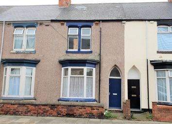 Thumbnail 3 bed terraced house for sale in Murray Street, Hartlepool