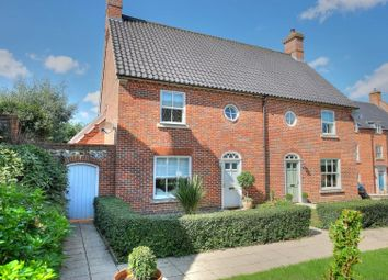Thumbnail 3 bed semi-detached house for sale in Devon Way, Norwich