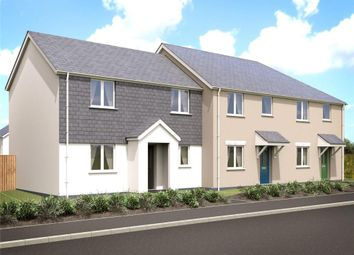 Thumbnail 3 bed end terrace house for sale in Valley View, Rally Close, Lanreath, Looe