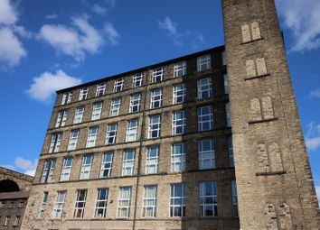 Thumbnail 2 bed flat for sale in Saville Court, Saville Street, Huddersfield